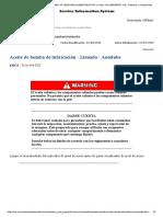 Aceite de bomba de lubricación - Llenado - Autolube