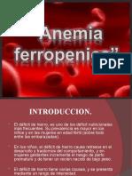 anemia-ferropenica