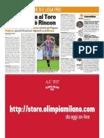 La Gazzetta Dello Sport 20-01-2011