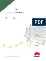HUAWEI WATCH GT User Guide-(03,it-IT)