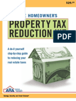 The Homeowners Property Tax Reduction Kit-AHA