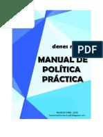 Martos, Denes - Manual de Politica Practica