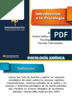 Introducción a la psicología Juridica