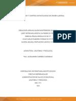 Plan de prevenion y control de patologias