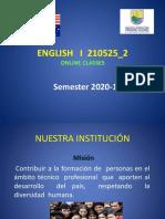 ONLINE Class 1_English I 210525_2