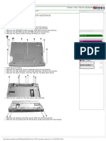 PIB - Mainboard removal instructions