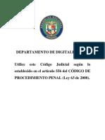 Código Judicial.pdf