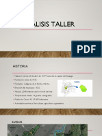 Analisis estructural del municipio de funza