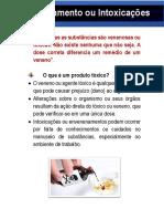 Aula_04_-_Envenenamento_ou_Intoxicaes