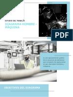 DIAGRAMA HOMBRE-MÁQUINA