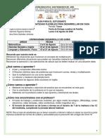GUIA GRADO2º DEL ESTUDIANTE TERCER PERIODO (3p)
