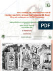 Impact of Climate Change on Asian Plant Protection - Lessons for IPM-FFS Programmes