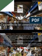 Camilo Ibrahim Issa - Características Del Comercio Interno
