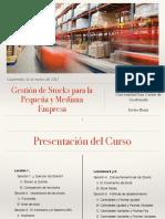 Material de Apoyo Semana 1 - Cursos Libres - Gestión de Stock