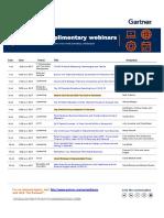 Webminar July on IT