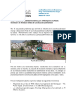 1 Trabajo Final - Casos Evaluación de Proyectos 2020