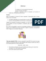 Definiciones - NIC 2