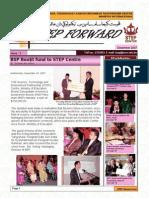 STEP FORWARD - 3rd Issue