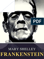 The Dynamic Between a Father & Son, and the Many Themes of Mary Shelly's Frankenstein by Chanel Hardy