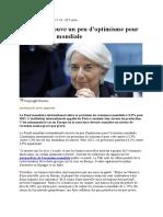 FMI retrouve un peu d'optimisme pour la croissance mondiale.docx