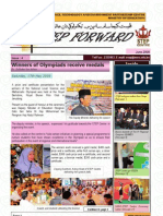 STEP FORWARD - 4th Issue