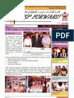 STEP FORWARD - 5th Issue