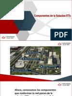 Componentes FTTx