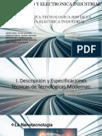 PROSPECTIVA TECNOLOGICA 2030 DE LA ENERGIA ELECTRICA INDUSTRIAL