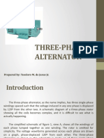 THREE-PHASE ALTERNATOR