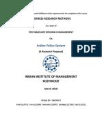 BRM Research Proposal_Sec B_Group 10