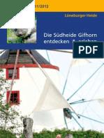 Die Südheide entdecken und erleben - Freizeittipps 2011/2012