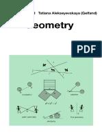Israel M. Gelfand, Tatiana Alekseyevskaya (Gelfand) - Geometry (2020, Springer International Publishing) - libgen.lc