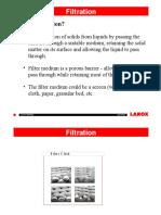 2Filtration larox filter presentation