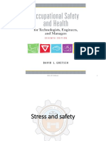 Topic 5 Safety and Stress