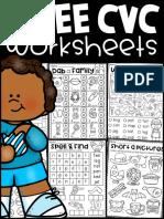 FREEShortVowelCVCWorksheets.pdf