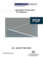 08 - Roof Trusses