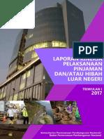 Buku II LKP-PHLN TW I Tahun 2017.pdf