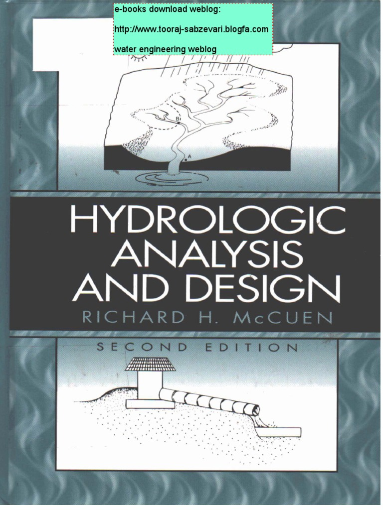 Hydrologic analysis and design surface runoff hydrology fandeluxe Gallery