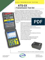 Ats-5x Audio Test Set - Specification.pdf