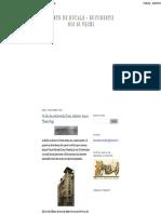 Carte de Bucale - Bucurestii noi si vechi  decembrie 2010