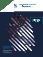 catalogo2016- Proveedor SCARPINI (Sold Proyeccion)