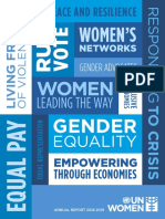 UN Women Report 2019