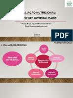 Aula 9 - Avaliação Nutricional Pacientes Hospitalizados