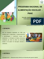 Aula 13 - Programa Nacional de Alimentação Escolar - PNAE.pdf