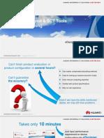 107-Huawei eDesigner & SCT Tools Pre-Sales Training V1.9