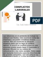 El conflicto laboral