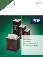 Batterie HOPPECKE