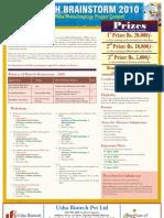 Brochure biotech