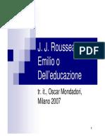32144-Slide Emilio prefazione, libri I, II e III pubblicate v.d