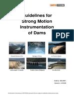Guidelines Dam Monitoring